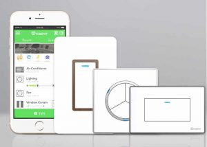 Yoswit Home Automation Smart Wall Switch (video)