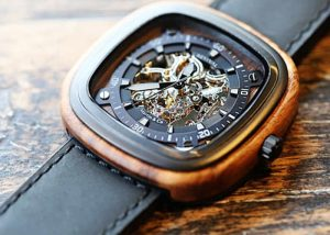 Ignite Handcrafted Automatic Revival Watch (video)
