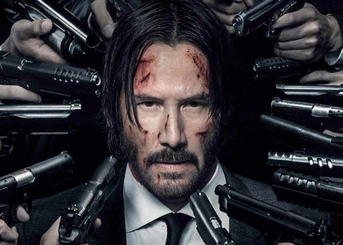 New John Wick Chapter 2 Movie Trailer Starting Keanu Reeves Released