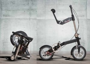 Kwiggle Ultra Compact Folding Bike Now Available From €1,240 (video)