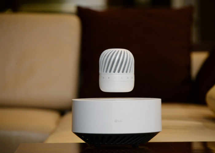 LG Levitating Bluetooth Speaker