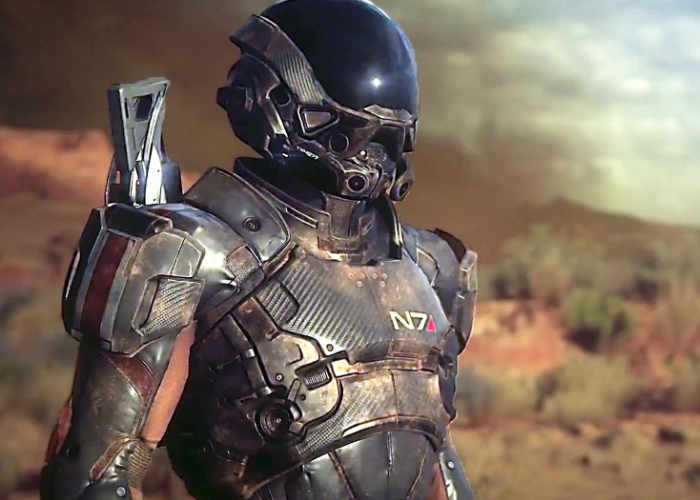 New Mass Effect Andromeda Gameplay Trailer Released (video)
