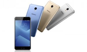 Meizu M5 Note Smartphone Announced
