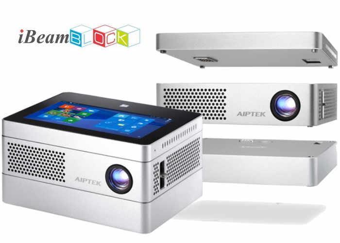 Modular HD Touchscreen Projector