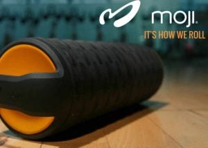 Moji HEATED Roller Offers An Easier Way to Warm-up Before Exercise (video)
