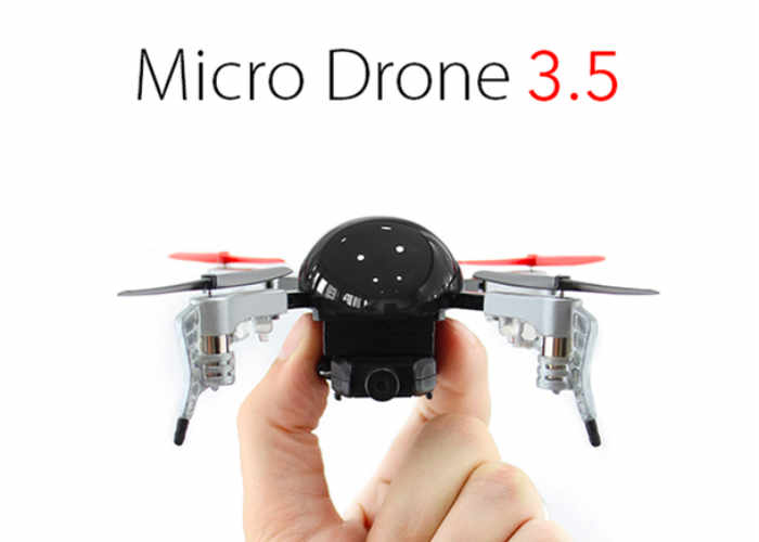 New Micro Drone 3.5