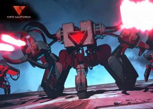 Nex Machina Unveiled For PayStation 4 By Housemarque (video)