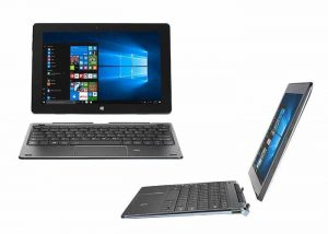 NuVision Duo 10 Windows Tablet Launches From $299