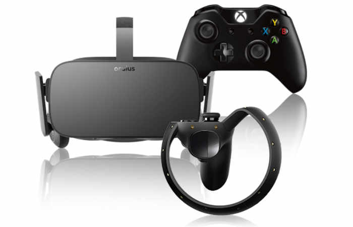 Oculus Rift Xbox One Streaming