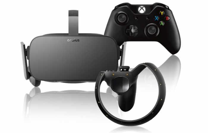 Oculus Rift Xbox One Streaming