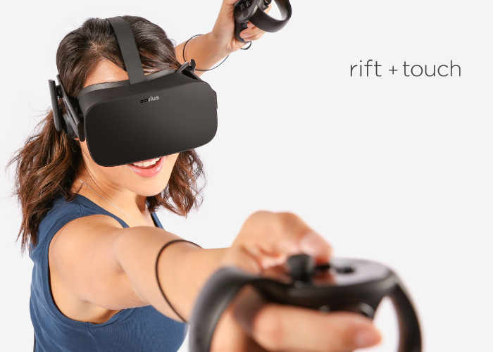 Oculus Touch Games