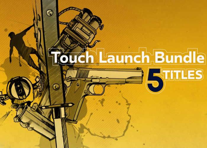 Oculus Touch Launch Bundle