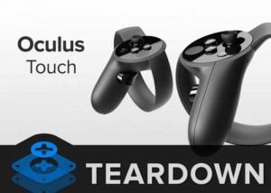Oculus Touch Teardown By iFixit (video)