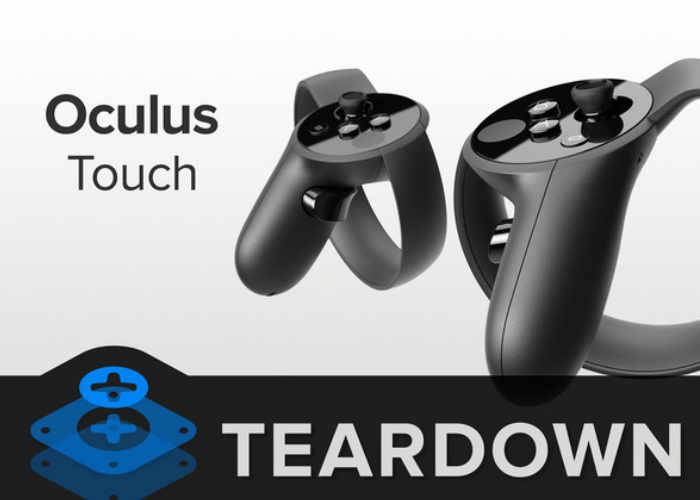 Oculus Touch Teardown