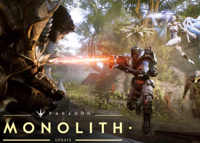 Epic Games Releases 'Monolith' Update, Featuring New Maps & Revamped