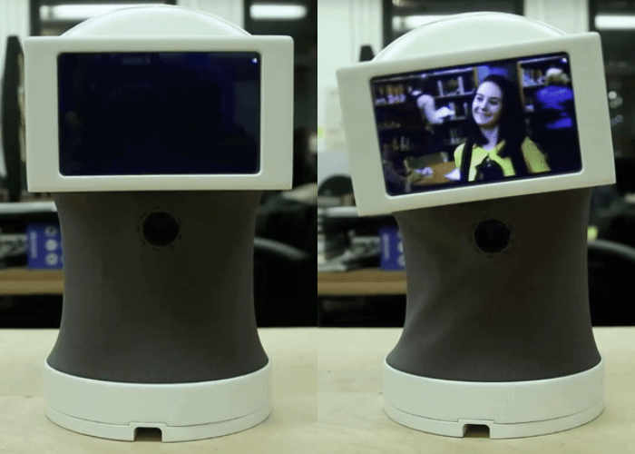 Raspberry Pi Powered PeeQo GIF Bot