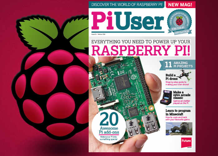 Raspberry Pi User Magazine