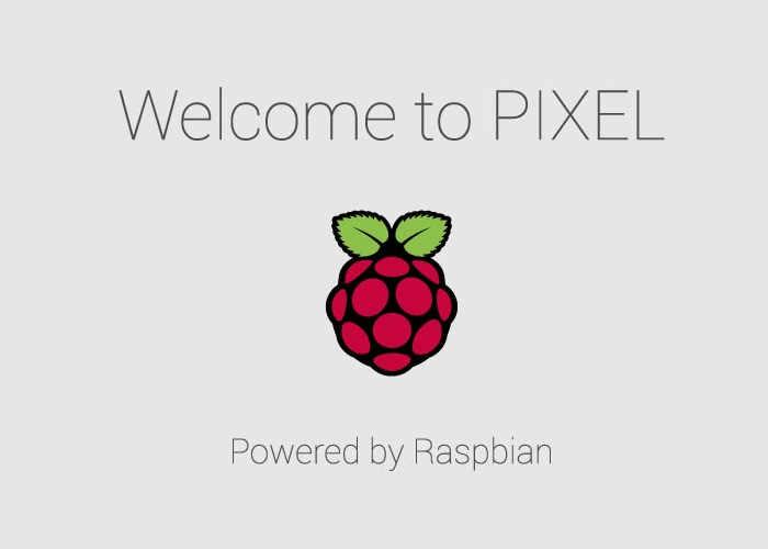 Raspbian Pixel OS