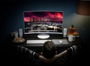 New Samsung Quantum Dot Curved Monitor Coming At CES