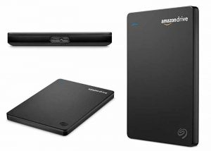 Seagate Duet External Hard Drive Seamlessly Connects To Amazon Cloud Drive