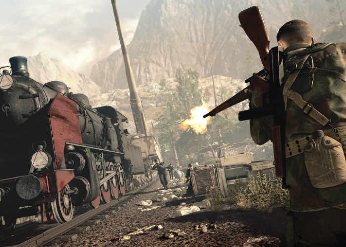 Sniper Elite 4 Story Trailer