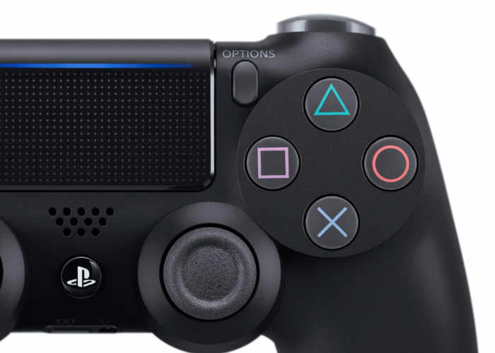 Steam Support For PlayStation DualShock 4