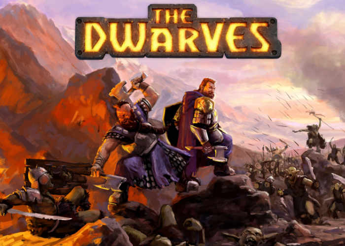 The Dwarves Strategy RPG Game