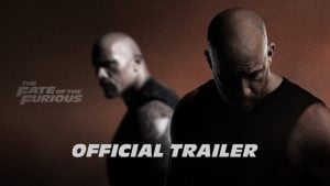 The Fate Of The Furious Trailer (Video)