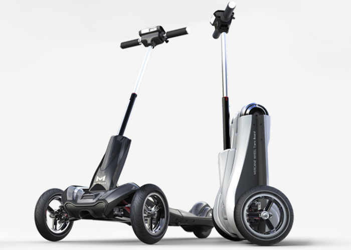Transboard Electric Scooter