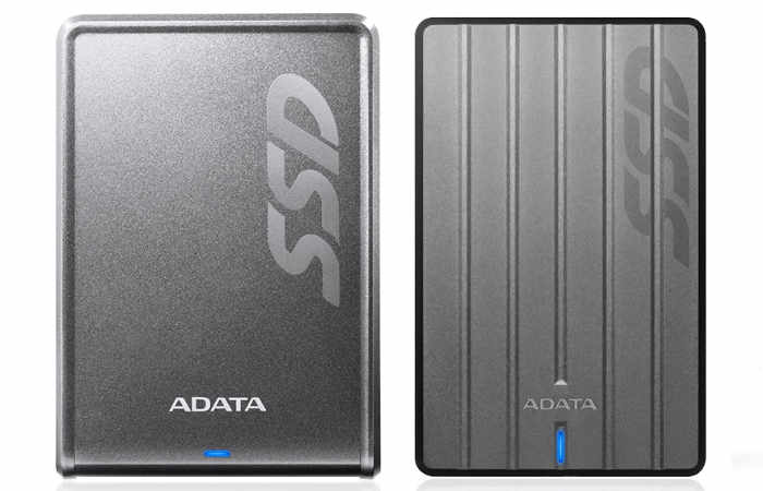 Updated ADATA 3D NAND External Solid State Drives