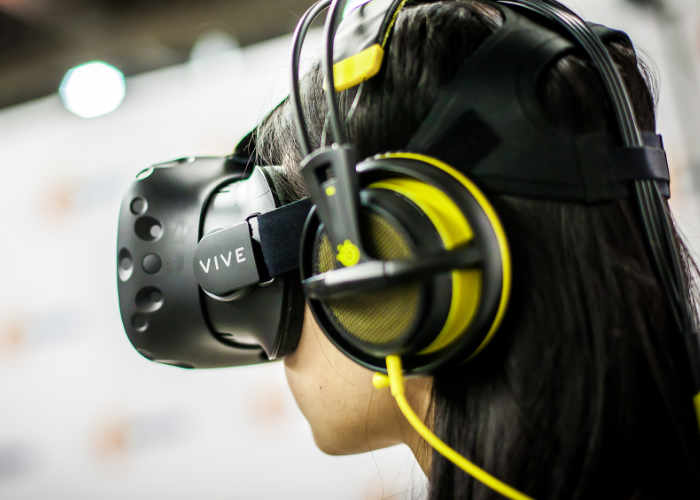 HTC Forms Two VR Game And Software Development Studios