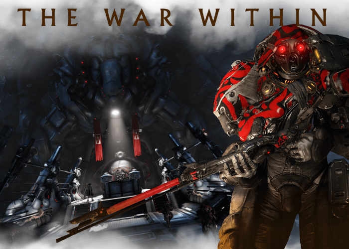 Warframe The War WithinThis