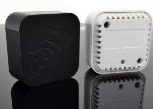 WiCub Wireless Temperature And Humidity Sensor (video)