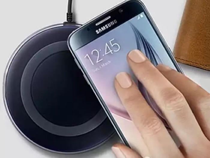 Wireless Charging Pad for Qi-Enabled Devices