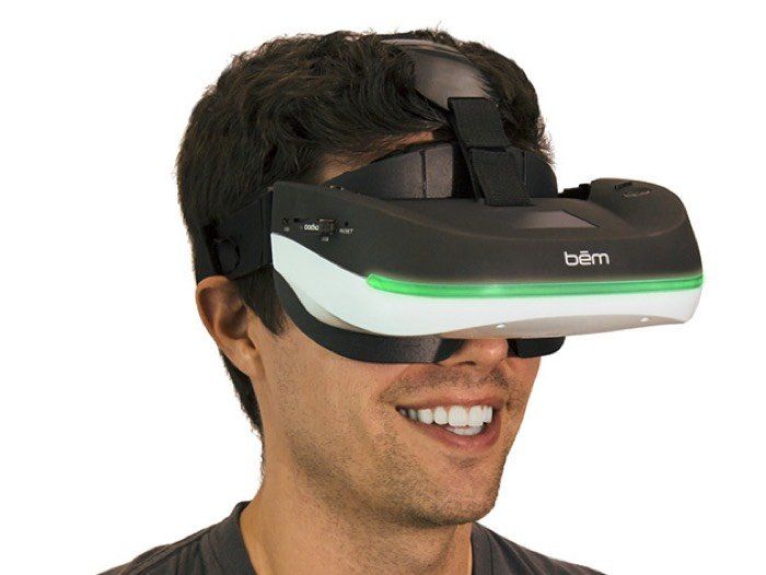 bem Wireless Entertainment Goggles