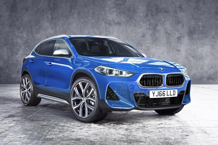 This Is The New BMW X2 SUV