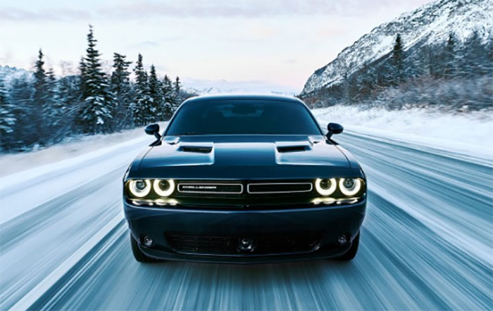 Dodge Challenger GT with all-wheel drive makes its debut
