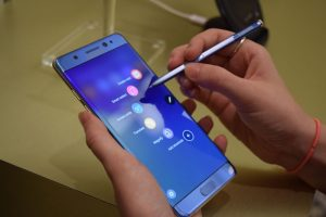 Samsung Galaxy Note 7 Problems Could Be Due To Aggressive Design