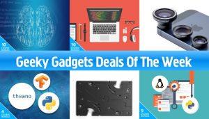 Geeky Gadgets Deals Of The Week, December 3rd 2016
