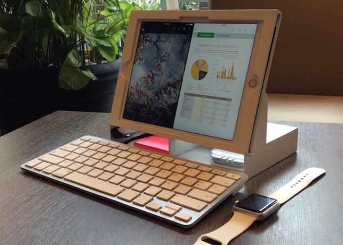 inteligenDock iPad Dock