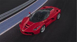 Ferrari LaFerrari Sells For $7 Million At Auction