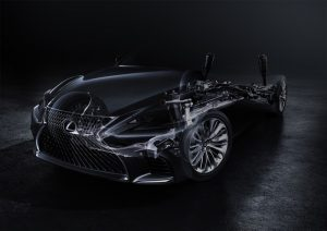 New Lexus LS To Be Unveiled At 2017 Detroit Motor Show