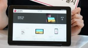 LG G Pad III 10.1 Tablet Launched In South Korea
