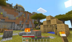 Minecraft for Apple TV is now available