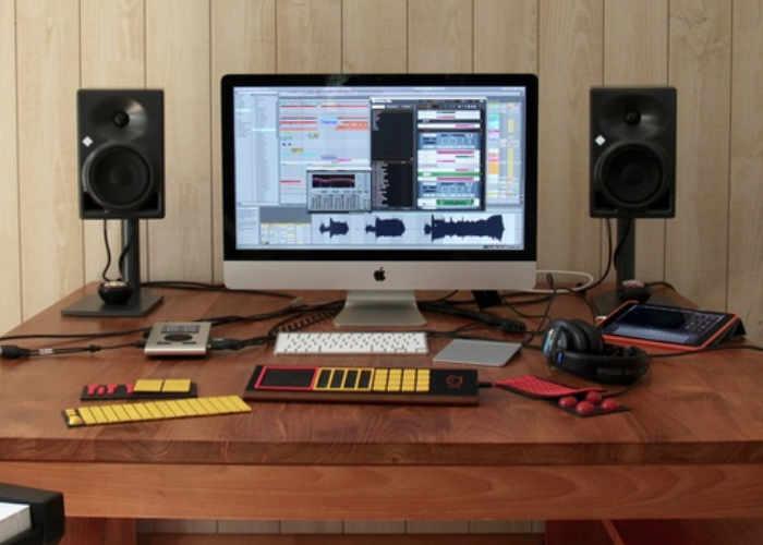 modular MIDI controller