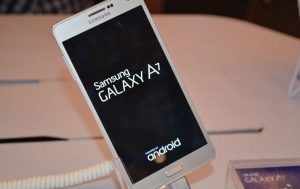 Samsung Galaxy A7 (2017) Clears the FCC