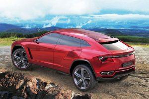 Lamborghini Urus will be the only Plug-in Hybrid in the Fleet
