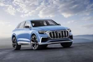 Audi Q8 Concept Appears On Video