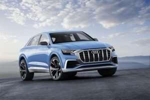 Audi Q8 Concept SUV Unveiled In Detroit