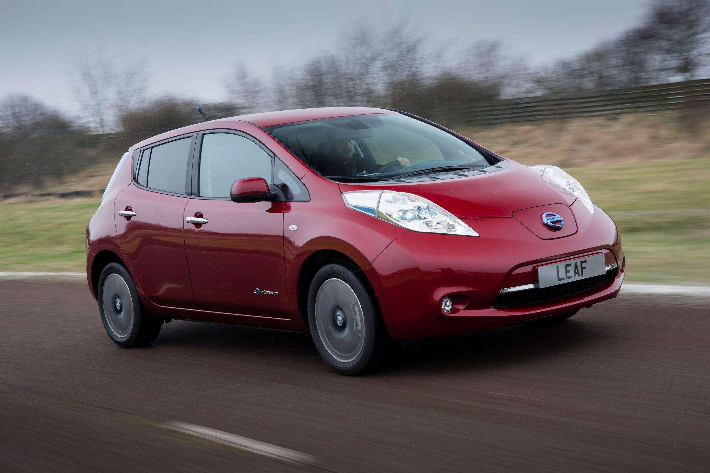 Nissan Self Driving